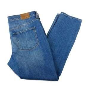 Madewell Slim High Rise BoyJean Size 32 Distressed